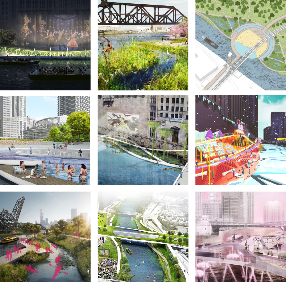 Chicago River Edge Ideas Lab