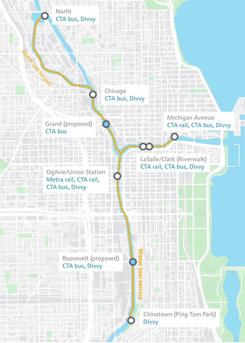2030 Goal: Integrated transit on land and water — Great ...